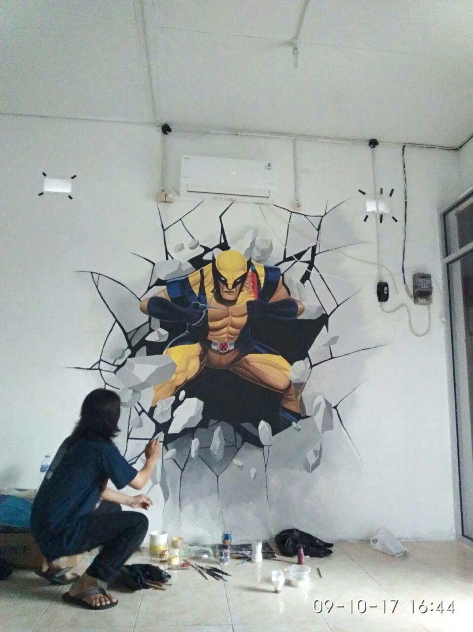 Lukisan-Dinding-Anak-Muda