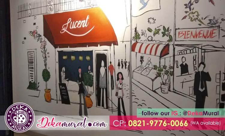Lukisan-Dinding-Cafe