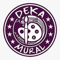 Jasa Mural • Lukis Dinding Cafe • 3D Trick Art • Animatronics #DekaMural