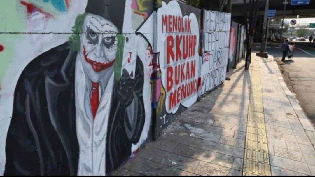 Mural-Menolak-RKUHP